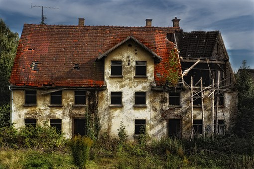 The House Where Love OnceLived